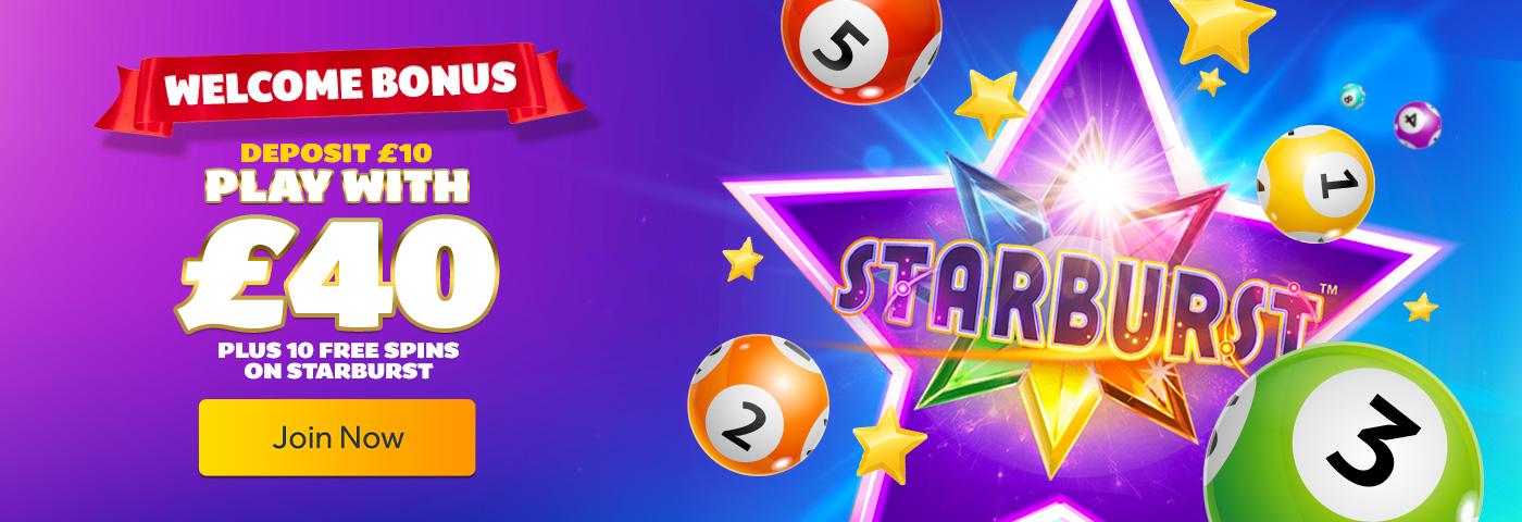 Play Bingo banner